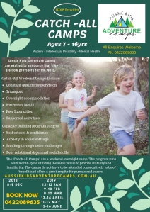 _Catch-All Camps_ the best fun for kids on the Mid North Coast.